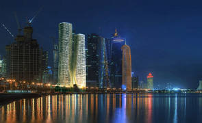 Twin Towers Doha